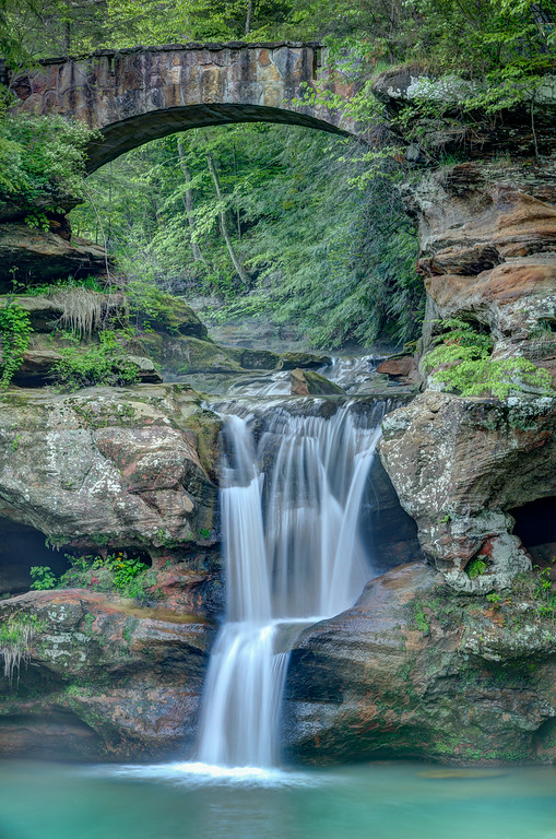Upper Falls, Old Man's Cave