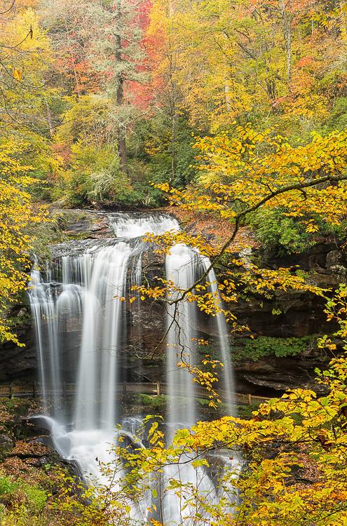 Dry Falls, Highland, NC