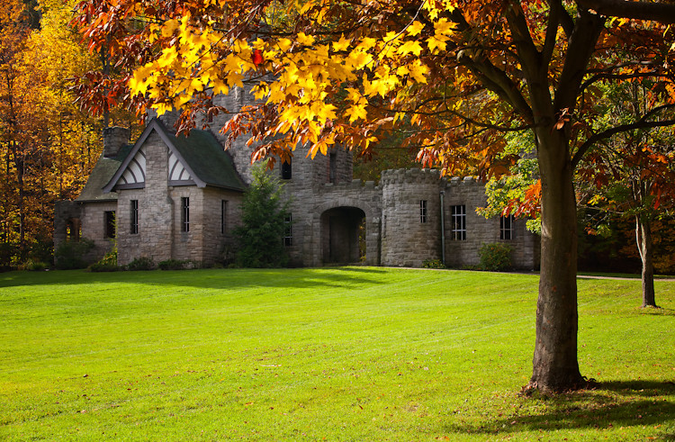 Squire Caste, North Chagrin Cleveland Metroparks