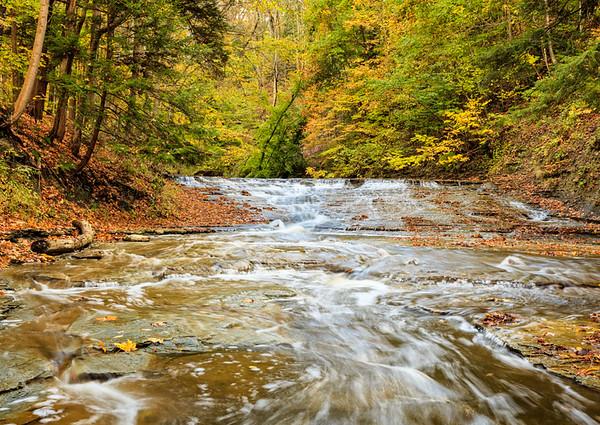 Brandywine Creek, Cuyahoga Valley NP