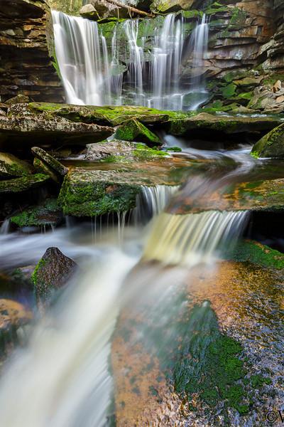 Elakala Falls, WV