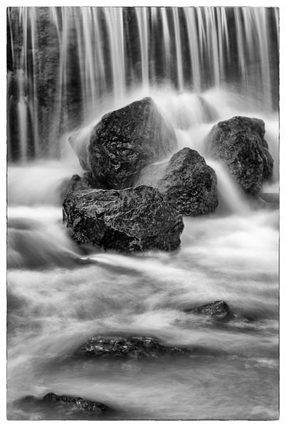 Falls at Sidecut Metropark