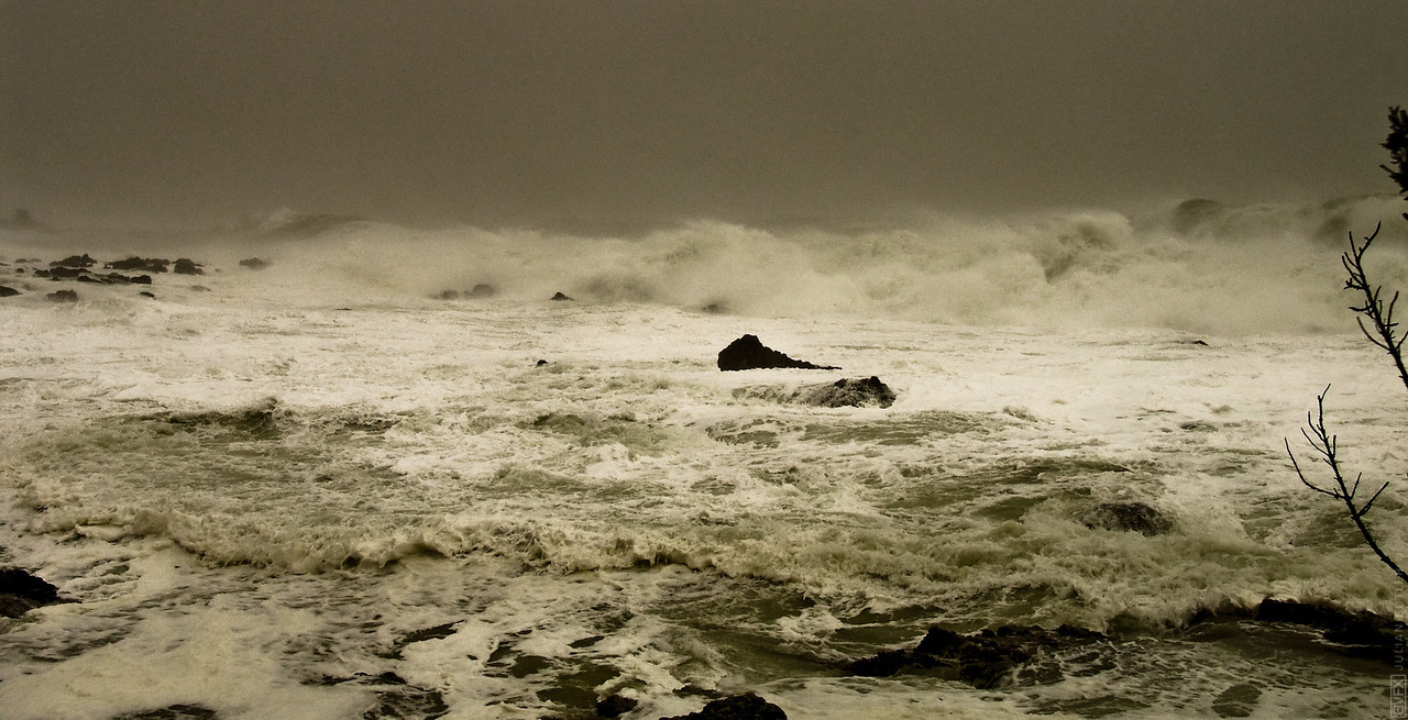 Houghton Bay Storm