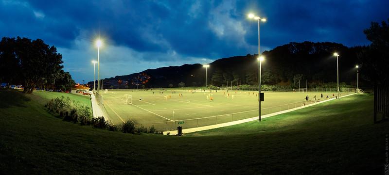 Evening Soccer