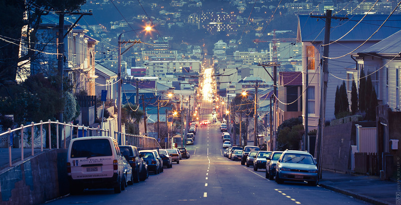 Pirie Street, Wellington