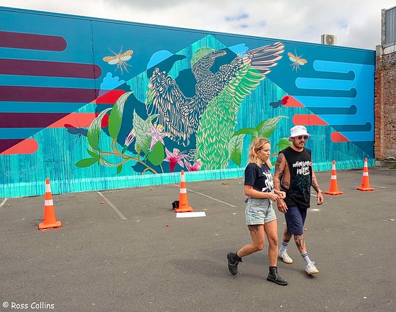 Whanganui Walls, Whanganui, 21 March 2021