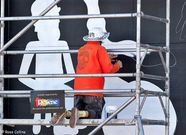 Whanganui Walls, Whanganui, 18 March 2021