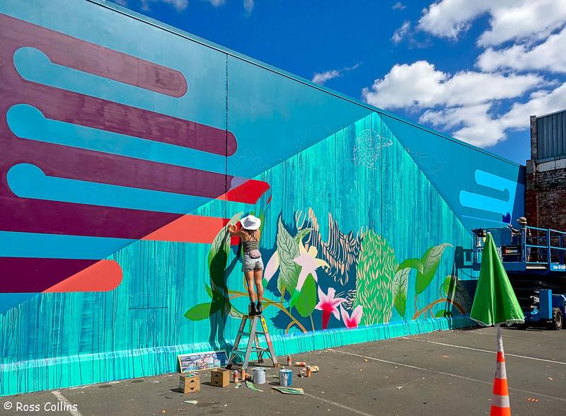 Whanganui Walls, Whanganui, 19 March 2021
