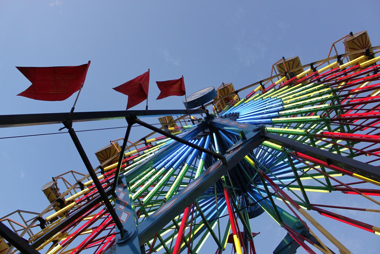 Ferris Wheels - Photo by Bradley Smith