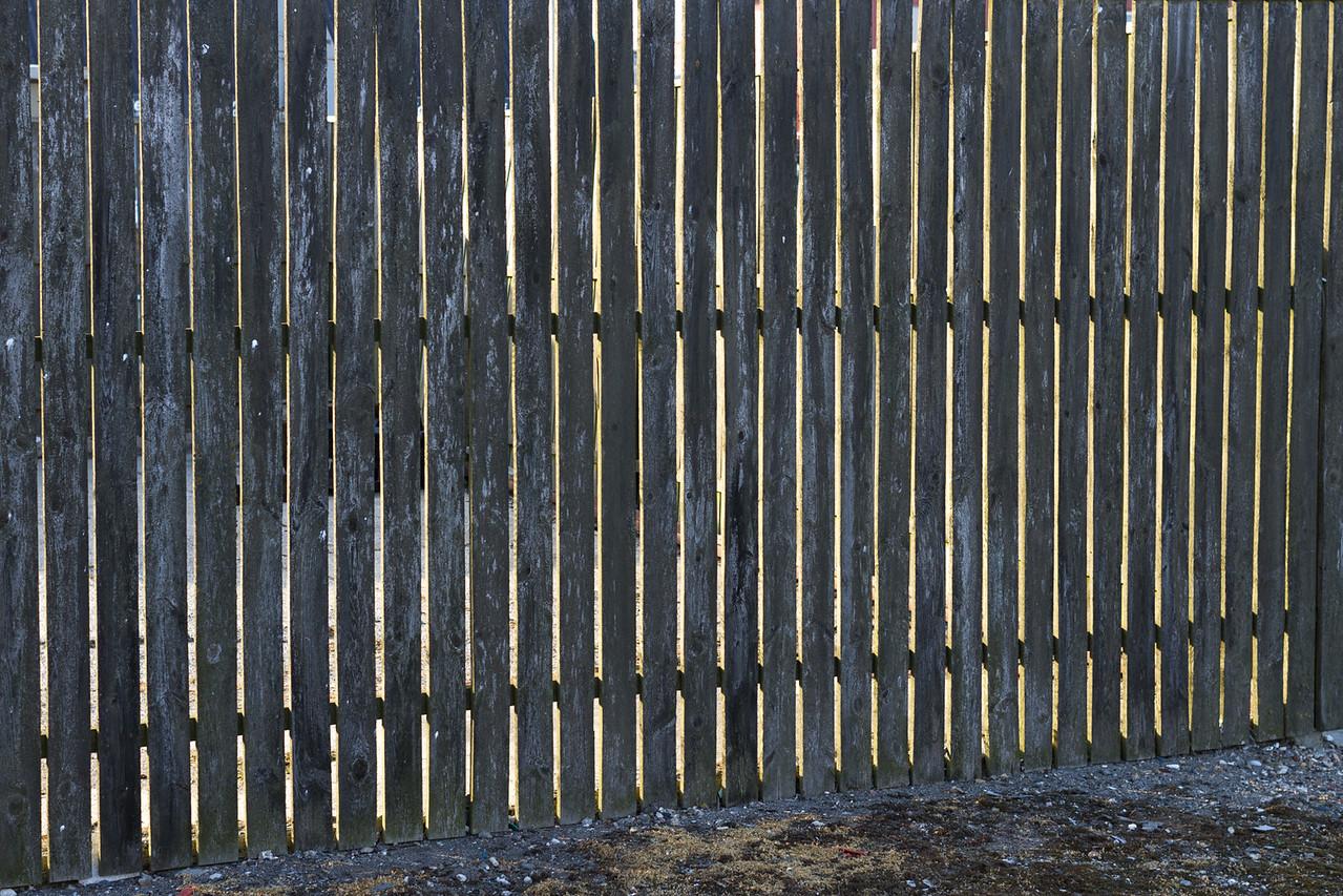 fenced light