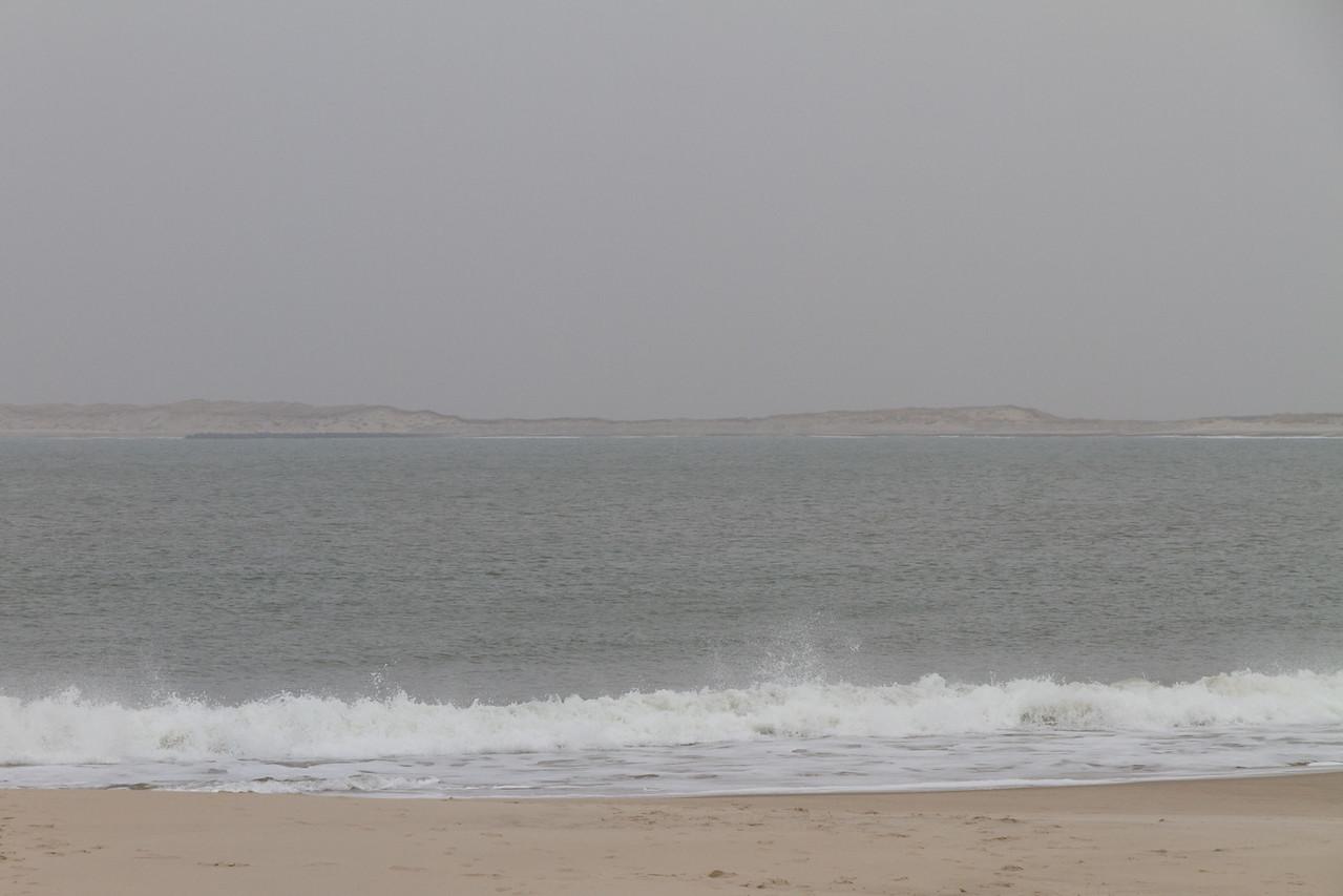 enlightened haze by the beach
