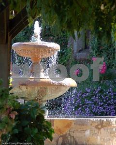 Fountain V. Sattui Winery