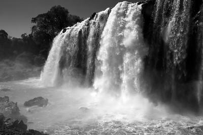 Tissiset Falls Ethiopia