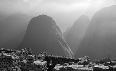 The  Mouthainsof Machu Picchu