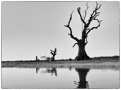 Water Scene Ethiopia