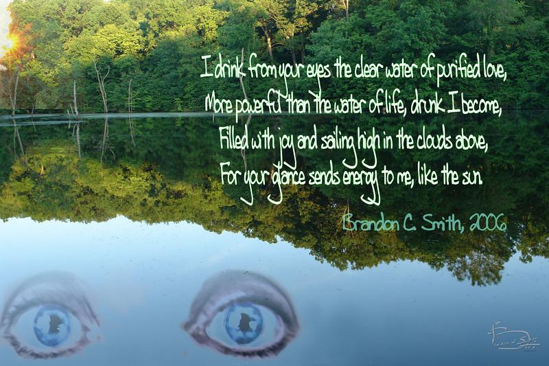 Lake love poem