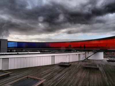 'Your Rainbow Panorama'. Photo: Martin Bager.