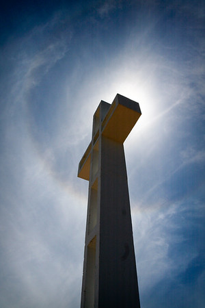 cross  Mt. Soledad, San Diego CA