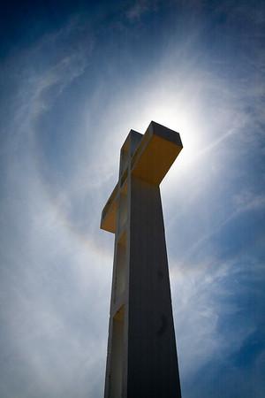 cross  Mt. Soledad, San Diego CA