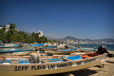 no work today  Acapulco, Mexico