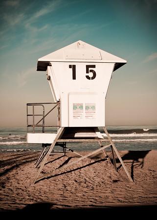 tower 15  Mission Beach, San Diego CA