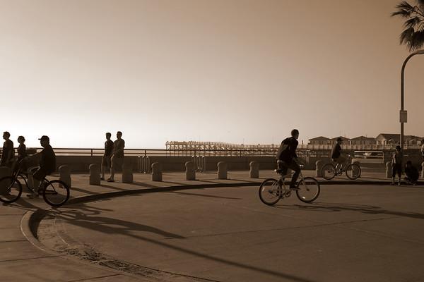 on the go<br /> <br /> Pacific Beach, San Diego CA