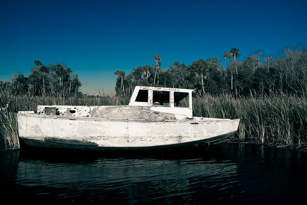 forsaken<br /> <br /> Crystal River, FL