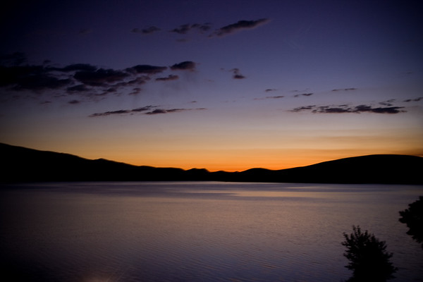 sundown<br /> <br /> Mono Lake, CA