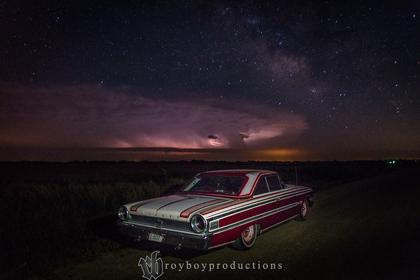Galaxie Thunderstorm