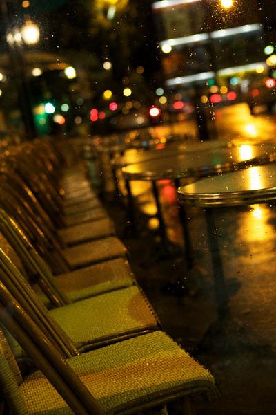 un soir de pluie