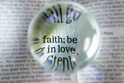 Faith; Be In Love
