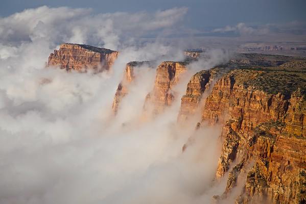 Misty Canyon
