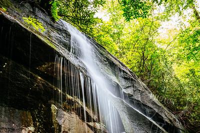 Slick Rock Falls 3