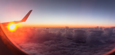 airplane pano