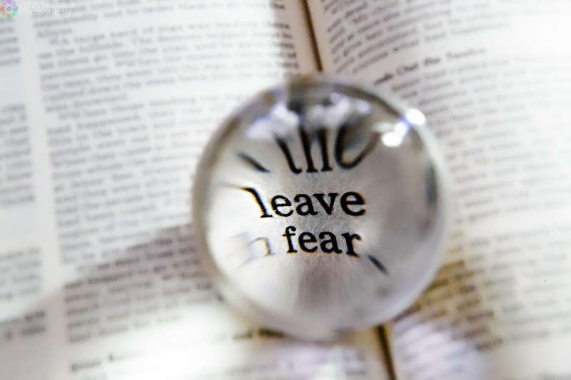 Leave Fear