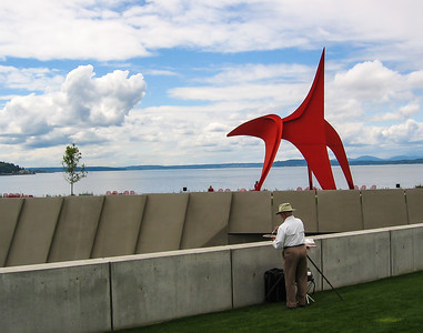 Olympic Sculpture Park - Seattle