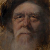 """Old Master"", oil, 8x10, $1,000"