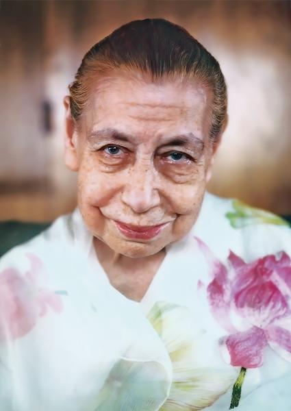 The Mother, Sri Aurobindo Ashram