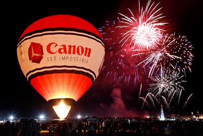 Albuquerque Hot Air Balloon Festival 2018