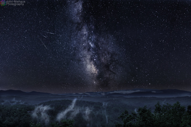 Misty Milky Way-2