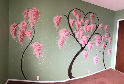 Sawyer's new room