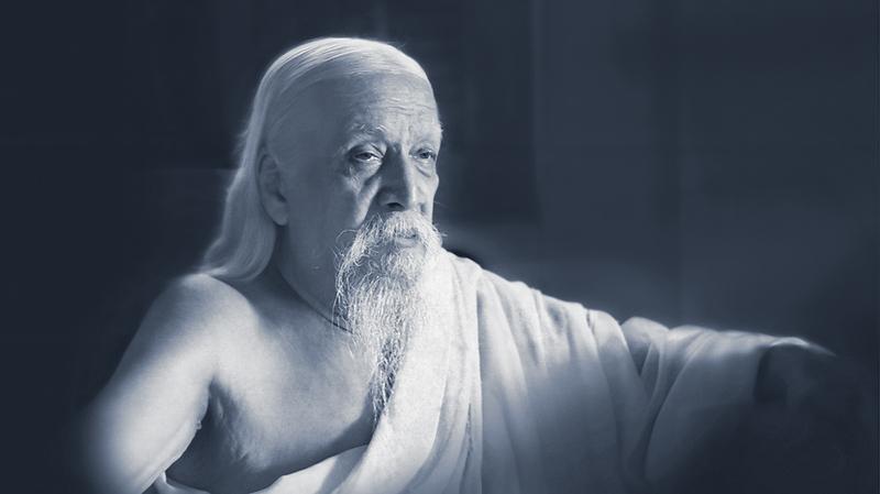 Sri Aurobindo, 1950 / Шри Ауробиндо, 1950
