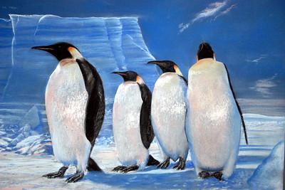 Penguins.  Now in the possession of Mr. Marc Ellis (aka Penguin in some quarters)