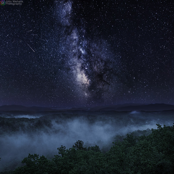 Misty Milky Way-1