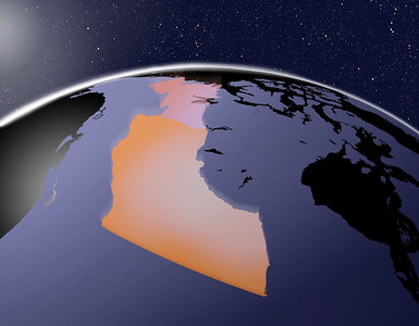 Atlas 2027 Extent