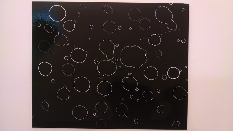 water photograms