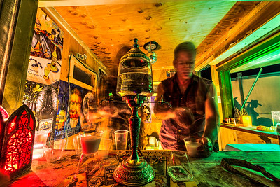 The Absinthe Bar 2014