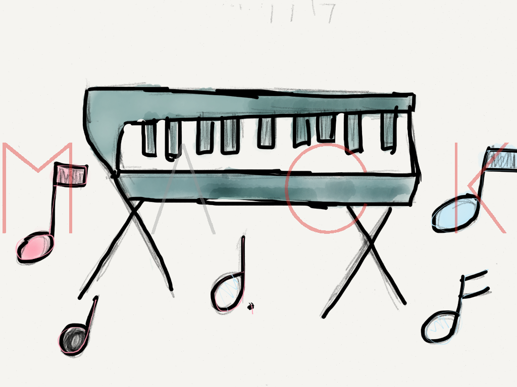 """The Music Box"" by Sydney Mack"