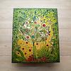 Eden, 50x61 cm  Canvas, Acrylic paint