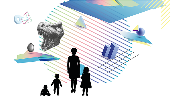 VectorWall™ - Spectralpaper by berlintapete®
